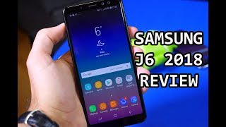Samsung J6 2018 review with infinity display
