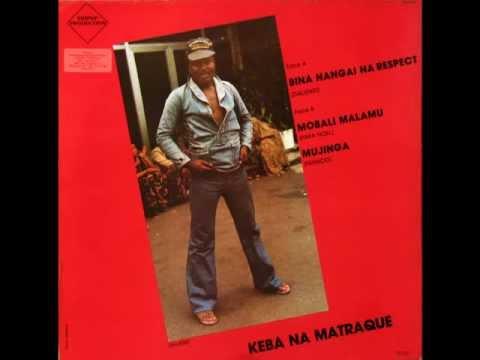 Bina Na Ngai Na Respect (Ntesa Dalienst) - Franco & le T.P. O.K. Jazz 1981