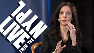 """Is anyone in Hell?"" Mary-Louise Parker 