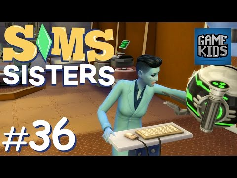 Science Sisters - Sims Sisters Episode 36