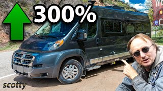 Here's Why RV Motorhomes Are About to Triple in Value