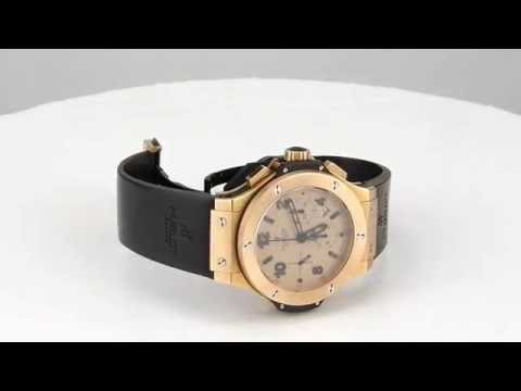 les montres hublot big bang d 39 occasion de. Black Bedroom Furniture Sets. Home Design Ideas