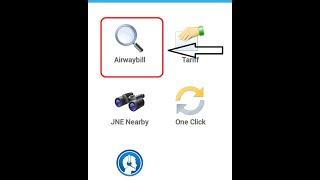 Cara Cek Resi JNE Dengan Scan Barcode Di HP Android