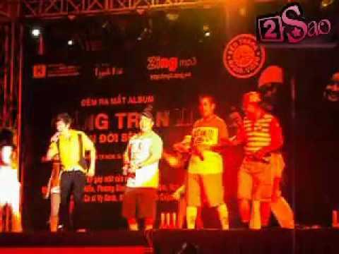 Hiếu Hiền đọc rap, hát, nhảy hiphop trong liveshow Lý Hải