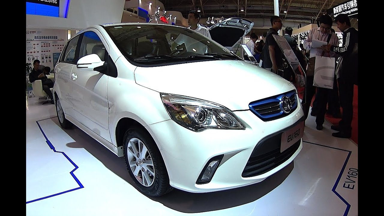New Car Brand From China Changjiang Ev 2016 2017 With A Small Electric Hatchback You