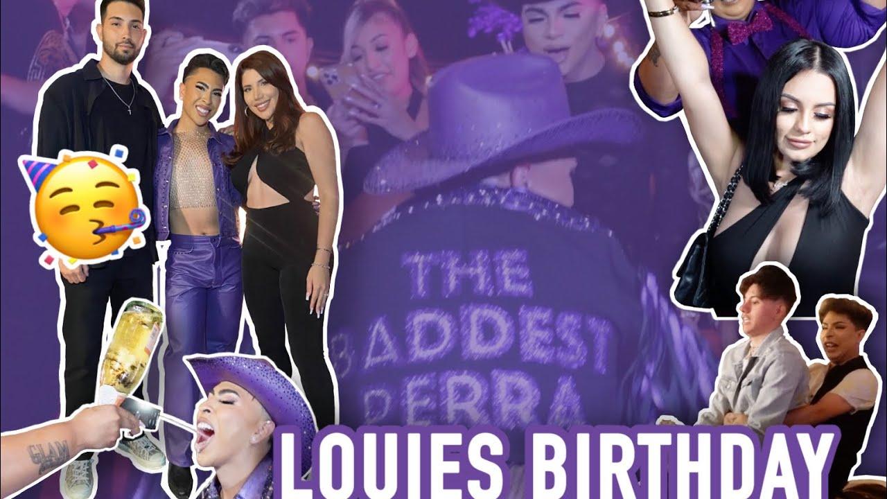 Download LOUIE'S BIRTHDAY CELEBRATION *CRAZY* l LVE FAMILY