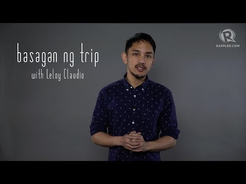 Basagan ng Trip with Leloy Claudio: Why political participation matters
