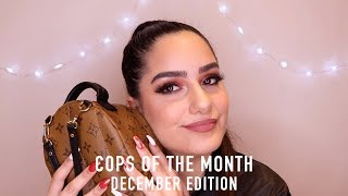 COPS OF THE MONTH - DECEMBER 2018
