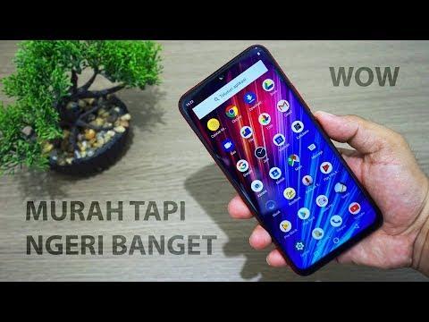 Hp Murah Spek Ngeri   RAM 6GB Kamera 48Mp Layar 6,3 Inchi   Unboxing & Review