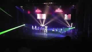 Paragon Dhol Academy at The Bhangra Showdown 2011 - Introducing The PDA DholBot