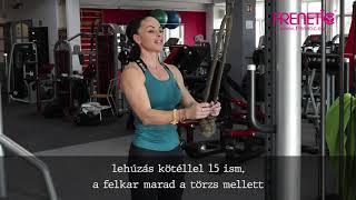 edzés visszeres edzőteremben)