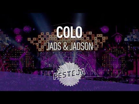 "Jads & Jadson - Colo Part. Victor & Leo (Álbum ""Festeja 2015"") [Áudio Oficial]"