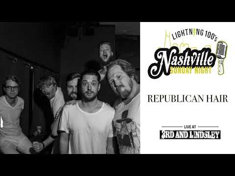 Republican Hair live concert at Nashville Sunday Night on 1-7-18