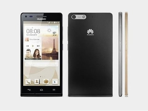 Huawei Ascend P7 mini Hard Reset and Forgot Password Recovery, Factory Reset