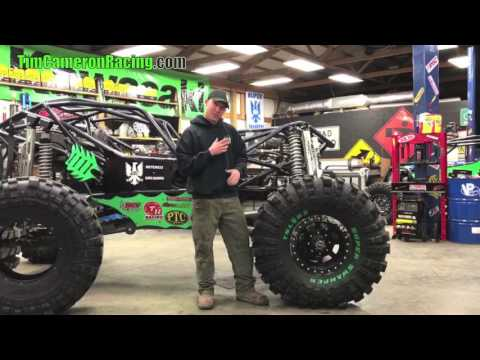 "TIM CAMERON TALKS ABOUT HIS 43"" INTERCO SUPER SWAMPERS"