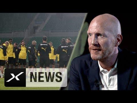 Matthias Sammer über Mario Götze, Peter Bosz und die BVB-Bosse   Borussia Dortmund   Bundesliga