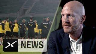 Matthias Sammer über Mario Götze, Peter Bosz und die BVB-Bosse | Borussia Dortmund | Bundesliga