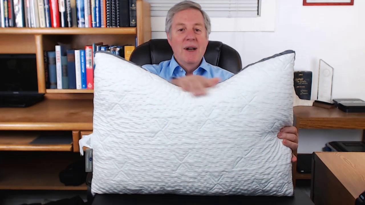 sleepnumber comfortfit pillow review