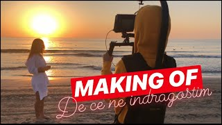 "MAKING OF - &quotDe ce ne indragostim"" Cover Alina Eremia"