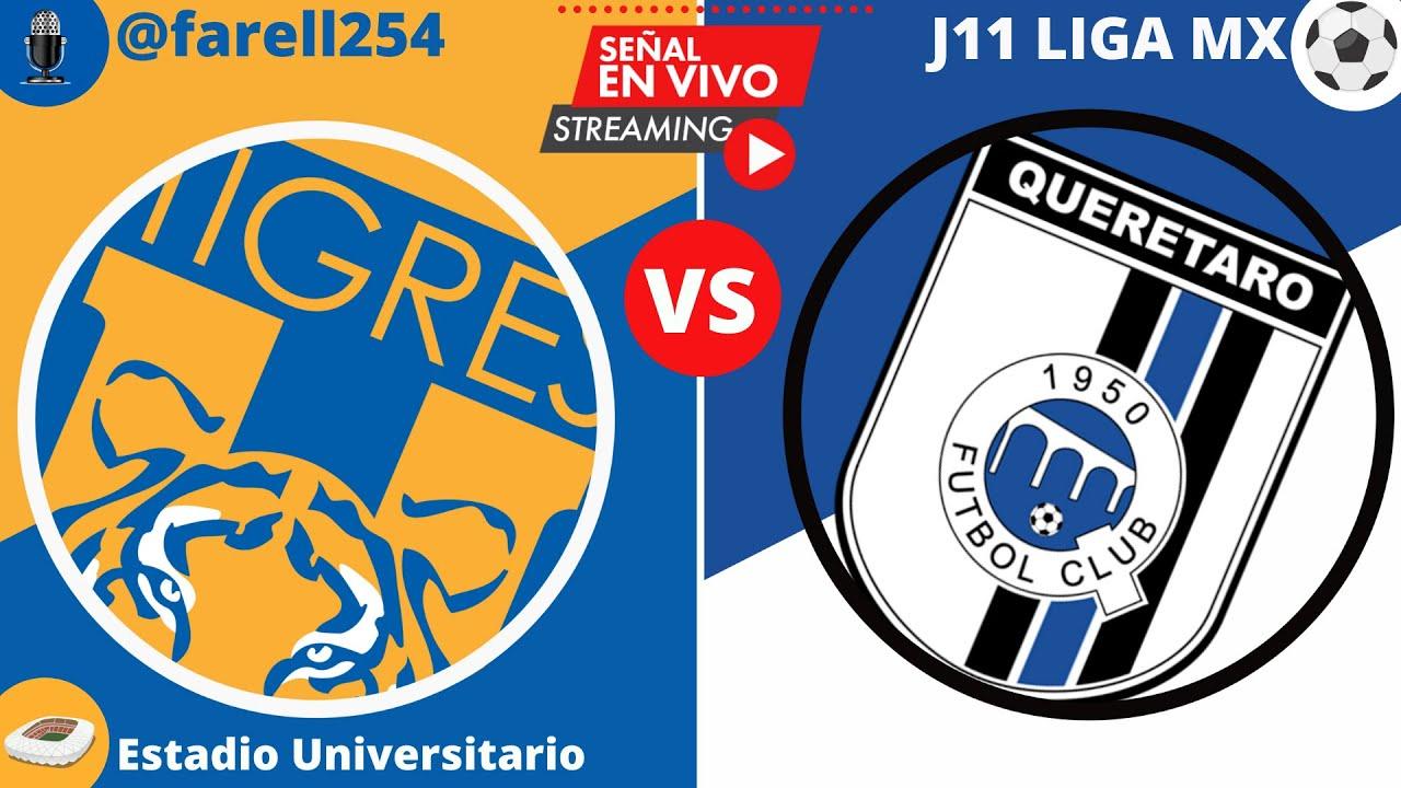 TIGRES FC VS QUERÉTARO  ¡¡EN VIVO GUARDIANES 2020 LIGA MX!! (NARRACIÓN RADIO)