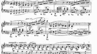 Ashkenazy plays Chopin Impromptus - No.3 in G flat Major, Op.51