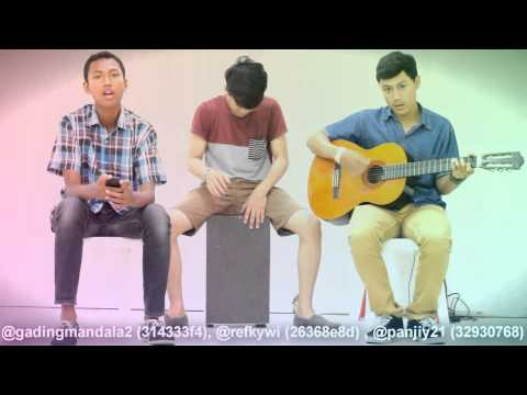 painful by kisses putih accoustic