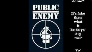 Public Enemy - Don