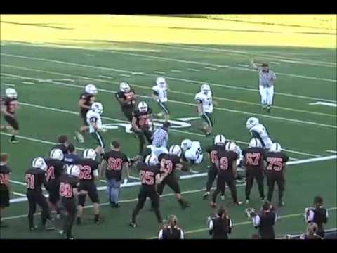 Jamal Williams - Taunton High School 33 Sophomore year - with AUDIO