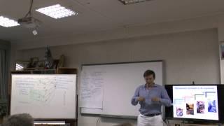 Вадим Полюга. Профессиональное образование в школе