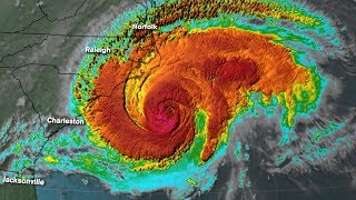 ABC11 continues live nonstop coverage of Hurricane Florence | Regular programming moved to 11.2