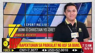 Bombo Network News Morning Edition | September 16, 2019