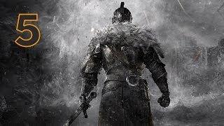 Прохождение Dark Souls 2 — Часть 5: Босс: Драконий всадник (Dragonrider)