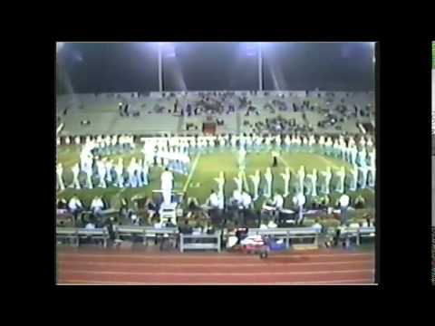 """Band of Blue """"Road to the Roses"""" 1998"""