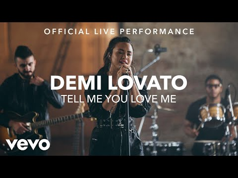 Demi Lovato  Tell Me You Love Me Vevo X Demi Lovato