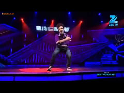 did dance ke superkids 26th august 2012 raghav