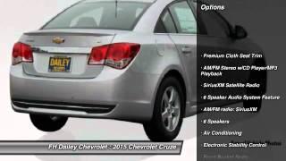 2015 Chevrolet Cruze Fh Dailey Chevrolet Bay Area San