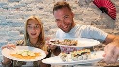 Super SUCCULENT Sushi, Sashimi and Squid at YUZI YAKITORI | Miami, Florida