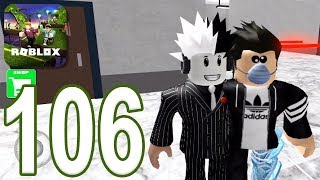 ROBLOX - Gameplay Walkthrough Part 106 - Escape The Evil Hospital (iOS, Android)