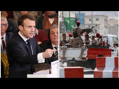 France shame? Amnesty accuses French of breaking law over arms trades