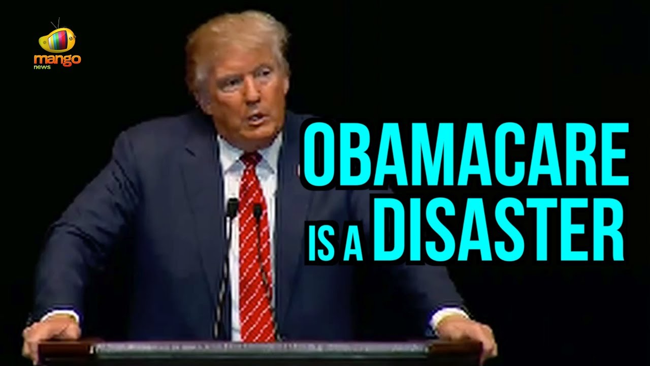 is trump for obamacare