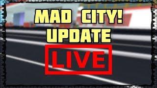 Roblox Mad City Criminals