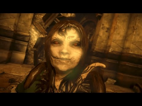 Castlevania  Lords of Shadow 2 Creepiest Boss Cutscenes |