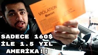 AMERİKA'YA GELMENİN VE KALMANIN EN KOLAY & UCUZ YOLU!!
