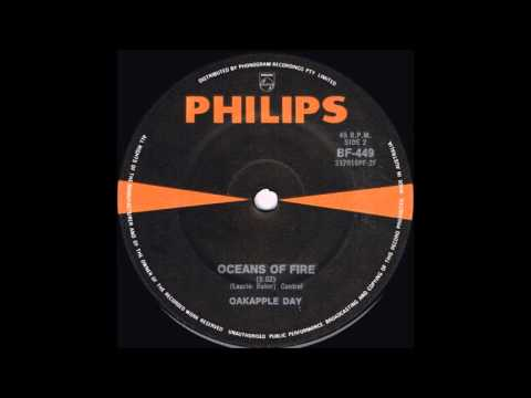 Oakapple Day - Oceans of Fire