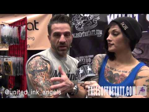 Joe Mosca interview at IMS 2014 for talesofthetatt.com