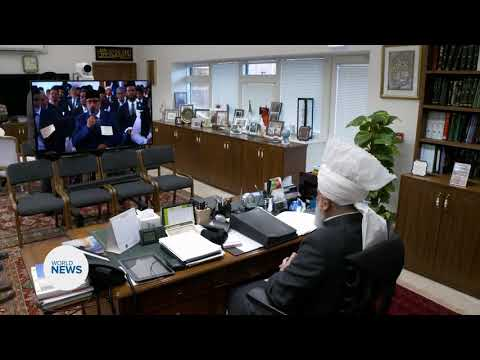 Virtual Mulaqat with Mauritius' Office bearers | Muslims For Peace