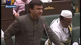 War Of Words Between Akbaruddhin Owaisi & KTR In Assembly