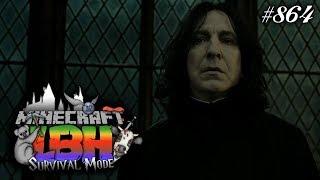 WARUM hat sich SNAPE nicht gewehrt?!   Let's Build Hogwarts #864