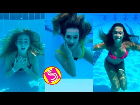 New Underwater Sing Challenge Compilation 2017 | Top Featured Musers