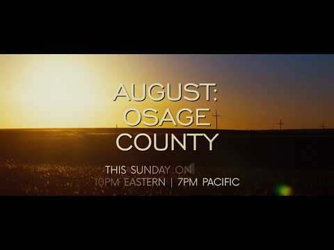 Don't Miss The Hit Film AUGUST OSAGE COUNTY From @Lionsgate Movies This Sunday On AWE!